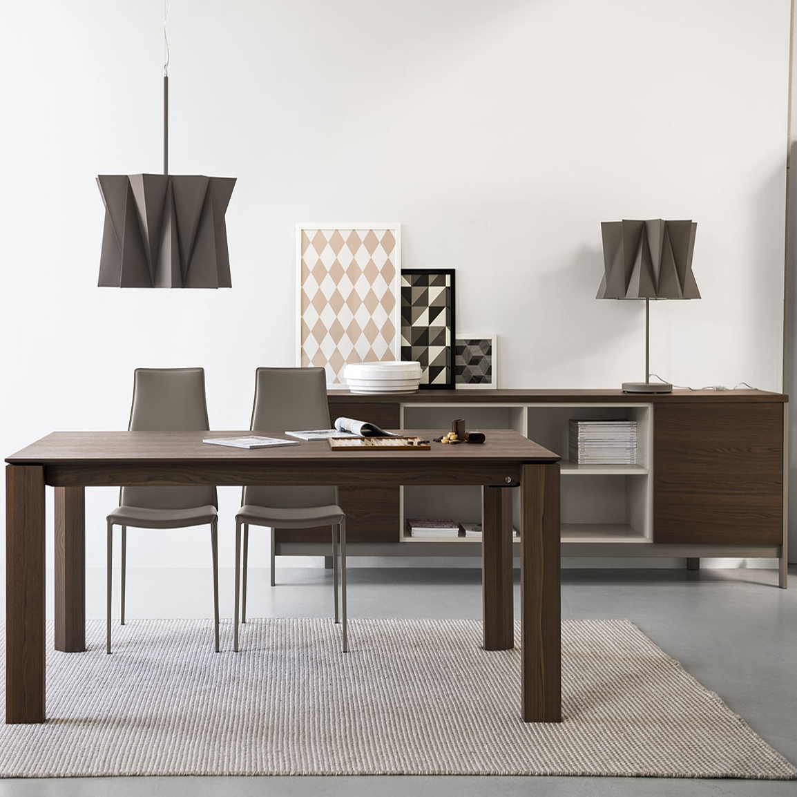 Dining room neo furniture for Complete dining room sets
