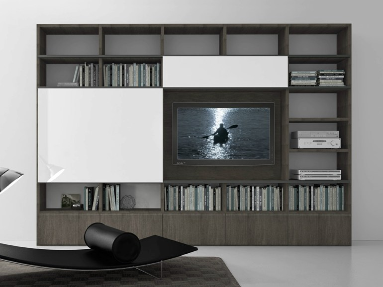 Presotto Comp. 321 Wall Unit