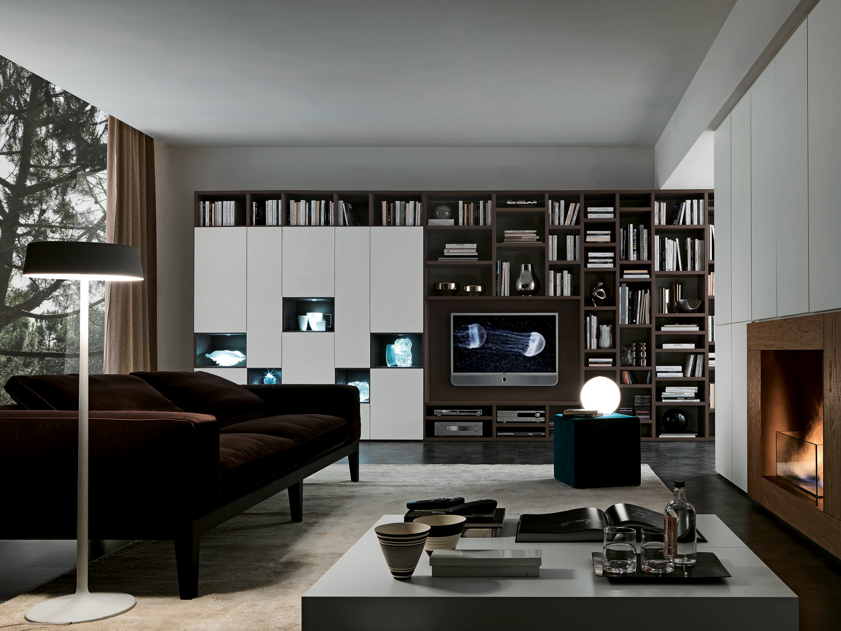 Presotto Comp. 333 Wall Unit