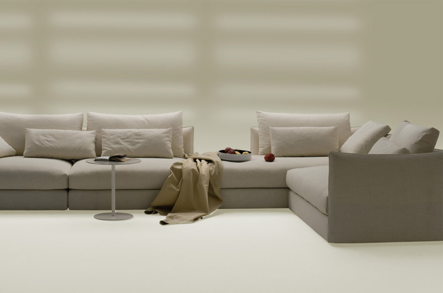 Era Sectional by Camerich