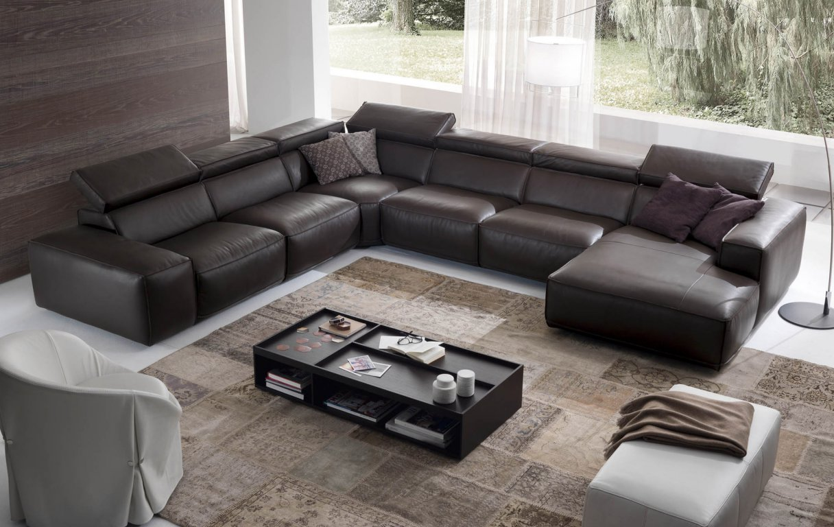 Chateau Dax Furniture Reviews: Chateau D'ax Sectionals Functional Brilliance With Endless