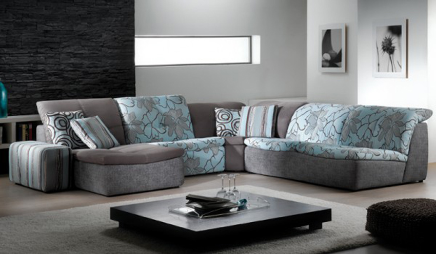 Finishes By ROM Are Extensive As Well. Divided Into 4 Grades, Explore The  Endless Variety Of Fabric Patterns And Colors By ROM. The Smile Sofa  Flaunts The ...