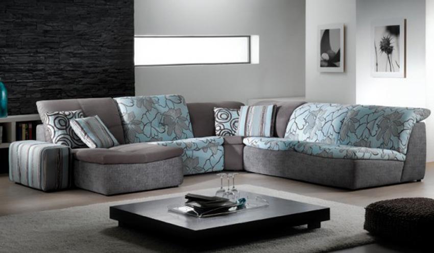 ROM Smile sofa