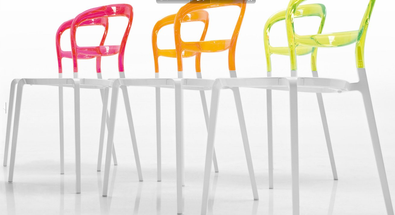 Calligaris Wien Kitchen Chair