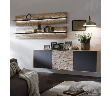 Wall Units and Shelves
