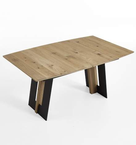 Runa Middle Extension Dining Table, Planum Furniture Italy
