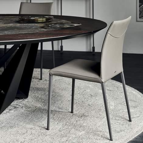 Norma ML Dining Chair, Cattelan Italia
