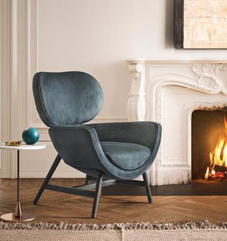 Laurie Armchair , Pianca Italy