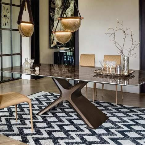 Calliope XXL Dining Table, Tonin Casa