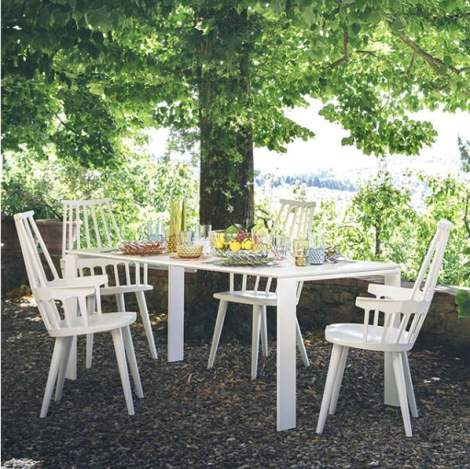 Four Outdoor Dining Table, Kartell Italy