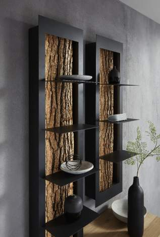Runa Wall Hanging Rack 0031/7031, Planum Furniture Italy