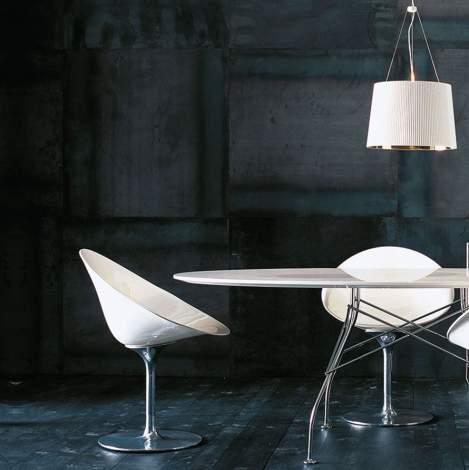 Ero|S| Lounge Chair, Kartell Italy