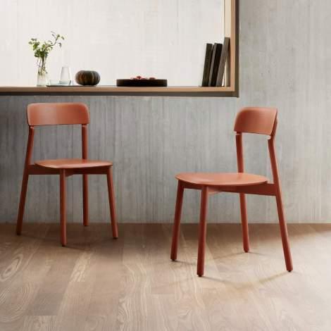 CS/2030 Lina Dining Chairs, Calligaris Italy
