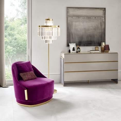 Gatsby Tub Chair, Planum Furniture Italy