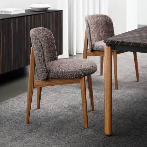CS/2040 Abrey Dining Chairs, Calligaris Italy