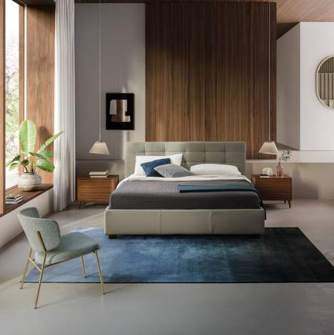 CS/6073 Monterey Bed, Calligaris Italy