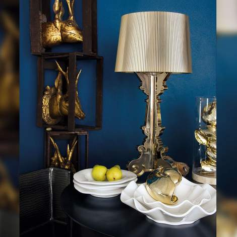 Bourgie Table Lamp, Kartell Italy