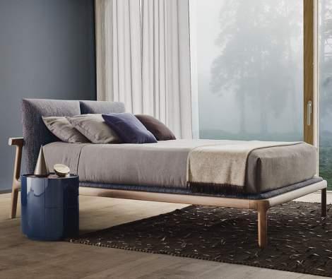 Fushimi Bed, Pianca Italy