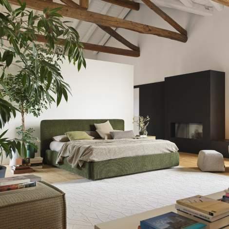 CS/6091 Zip Bed, Calligaris Italy