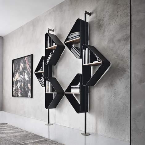 Spinnaker Bookcase, Cattelan Italia