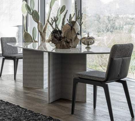 Marlon Dining Chair, Cierre Italy