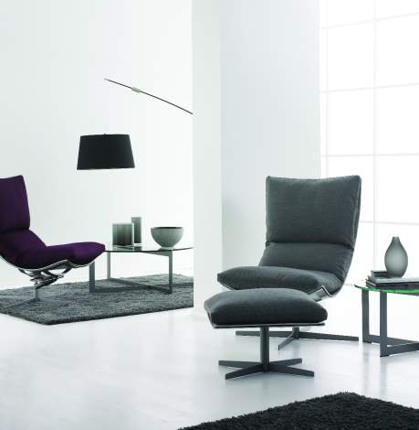 Fjords Spinnaker Chair & Footstool
