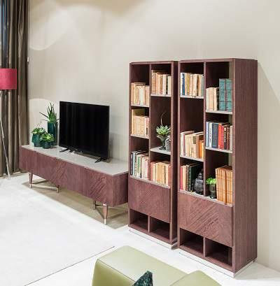 Madison Bookshelf, Planum Furniture Italy
