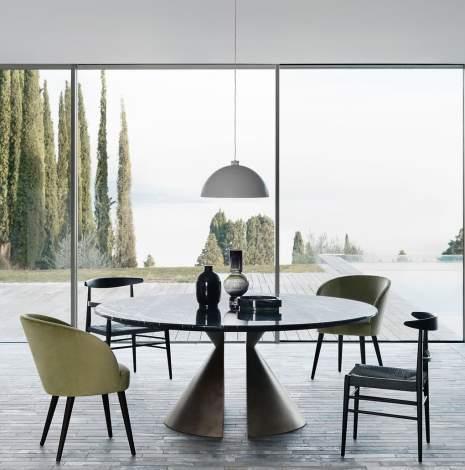 Nimbo Dining Table, Presotto Italy