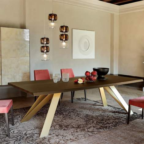 Celtis Dining Table, Tonin Casa
