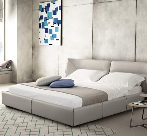 Tulip Night Bed, Gamma Arredamenti Italy