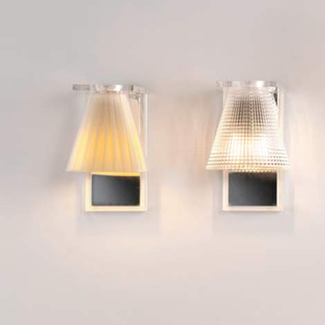 Light-Air Wall Sconce, Kartell Italy