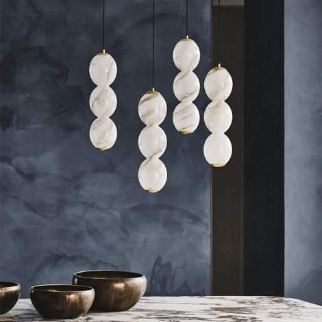 Zanziball Ceiling Lamp, Cattelan Italia