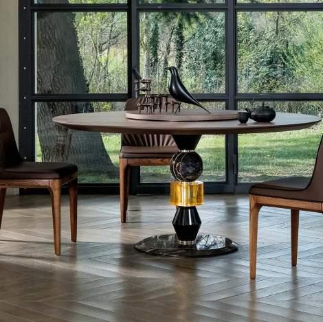 Pandora Dining Table, Tonin Casa
