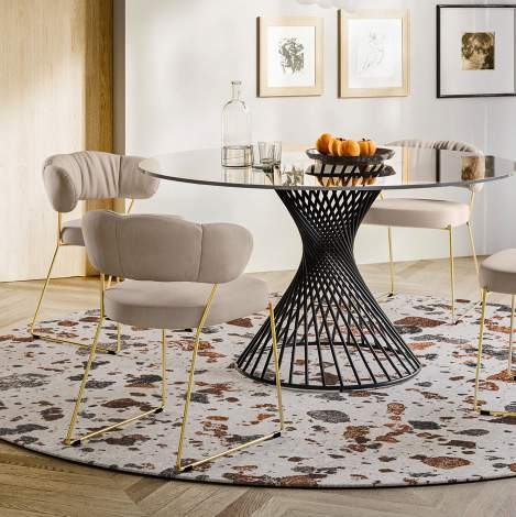 CS/2053 Quadrotta Dining Chair, Calligaris Italy