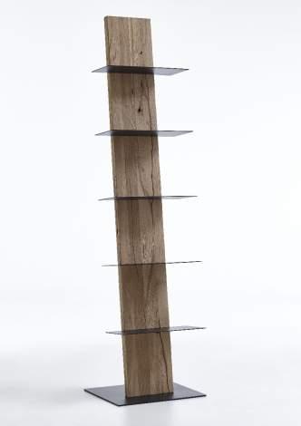 Naturstucke Standing Rack, Planum Furniture Italy