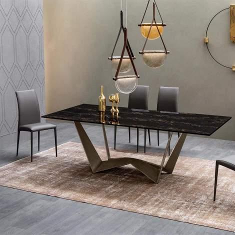 Reverse Dining Table, Tonin Casa