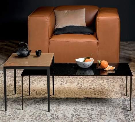 Maistri Coffee Table, Tonin Casa