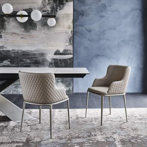 Magda ML Counter Dining Chair, Cattelan Italia