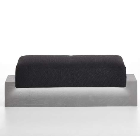 Brik Wardrobe Bench 3101, Planum Furniture Italy