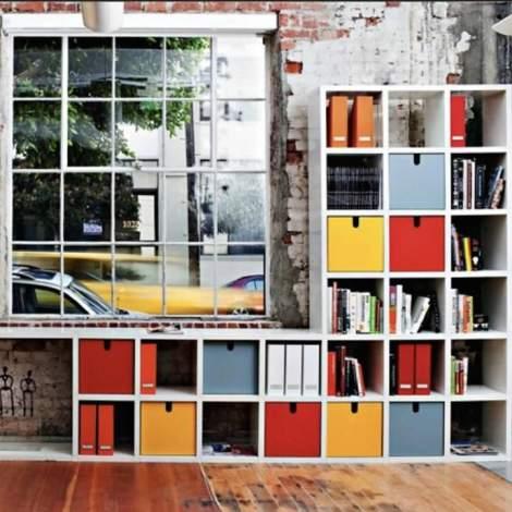 Polvara Bookshelf, Kartell Italy