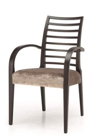 Octane Lira Arm Chair, Planum Furniture Italy