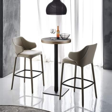 Ribot Keramik Bistrot Table, Cattelan Italia