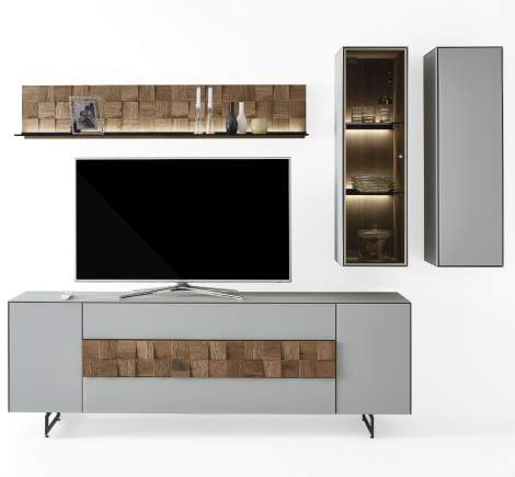 Liv Combination 26B/26G, Planum Furniture Italy