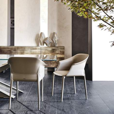 Zuleika Dining Chair, Cattelan Italia