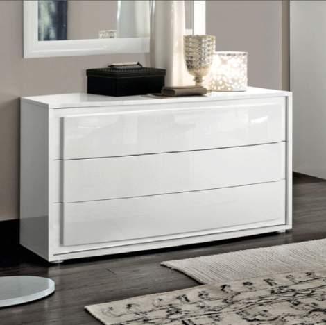 Dama Bianca Single Dresser, ESF