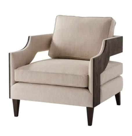 Emerson Club Chair, Theodore Alexander