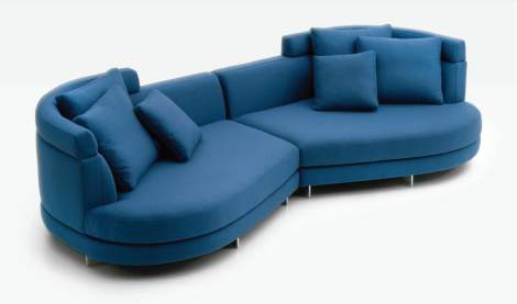 Oakley Sofa Sectional, Dellarobbia