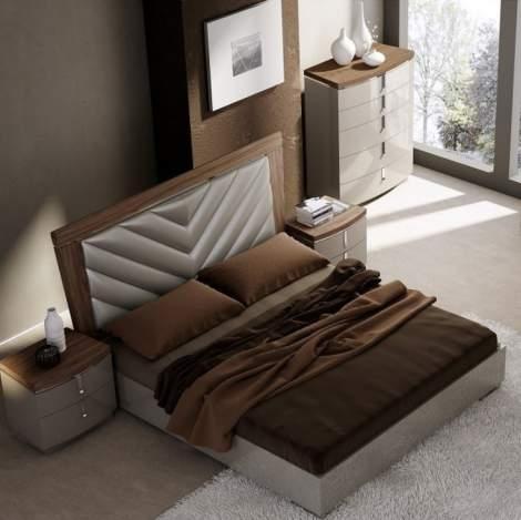 Napa Modern Bed