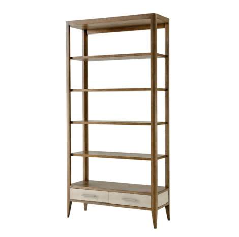 Driscoll Shelving Etagere, Theodore Alexander