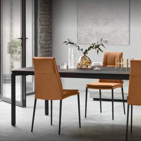 CS/2052 Carmen Dining Chairs, Calligaris Italy